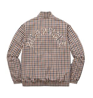 Supreme x Aquascutum club jacket.
