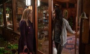 Madeline (Witherspoon) and Bonnie (Zoe Kravitz).
