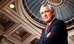 David Duffy, chief executive of the Clydesdale Bank