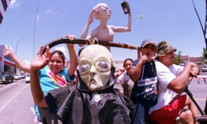 UFO Festival, Roswell, New Mexico
