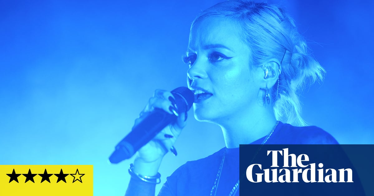 Lily Allen review – confessional pop on her own terms