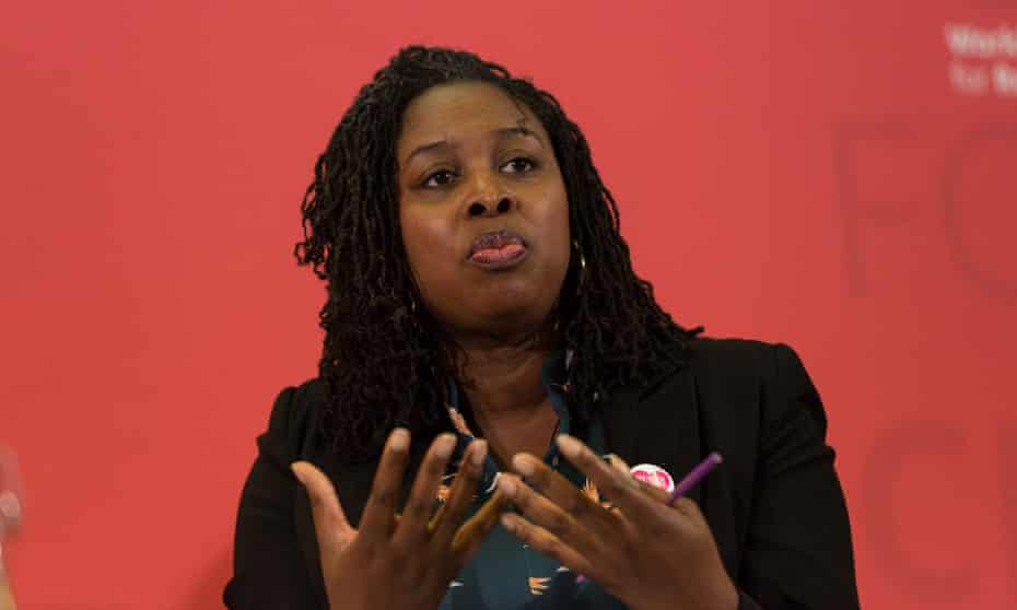 Dawn Butler, Labour's shadow equalities minister