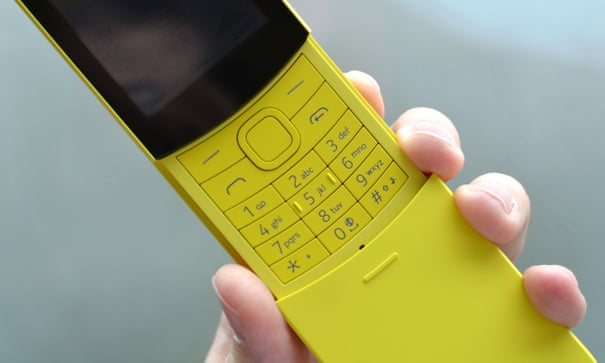 Nokia 8110 4G review: a nostalgia trip too far | Technology | The