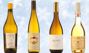 White wines over £20