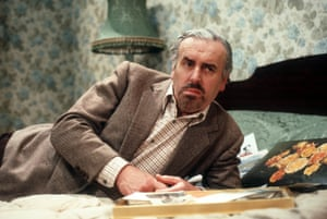 George Cole in Losing Her a 1978 teleplay play by Hugh Whitemore