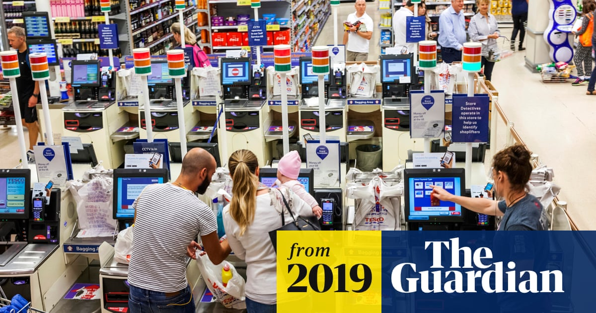 Automation Threatens 1 5 Million Workers In Britain Says Ons Money The Guardian