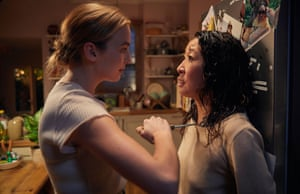 'Subversive': Jodie Comer and Sandra Oh in Killing Eve.