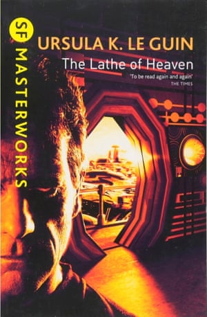 The Lathe of Heaven book jacket