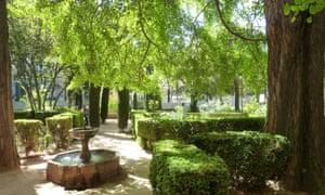 Jardín Botánico de la Universidad de Granada, Spain
