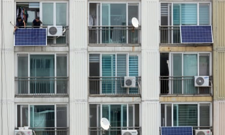 The South Korean government plans 230,00 more energy-saving buildings by 2025.