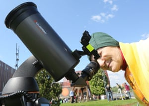 Viewing Mercury from Poland
