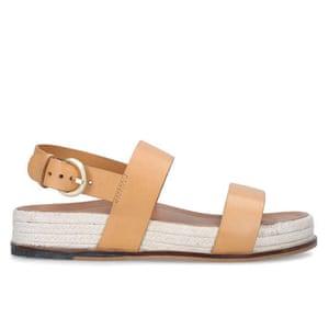 Kin sandal, £119 by Carvela from Kurt Geiger.