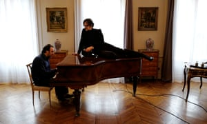 Jarvis Cocker and Chilly Gonzales summon up the ghost of guests past.