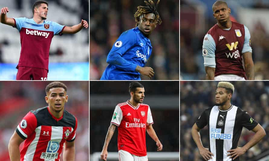 Six signings who have struggled.