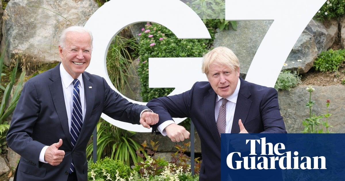 Boris Johnson hails UK's 'indestructible relationship' with US