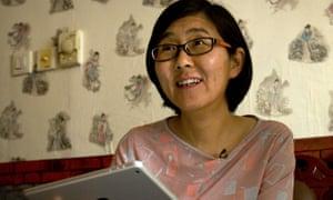 Human rights lawyer Wang Yu