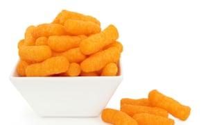 Cheese puffs