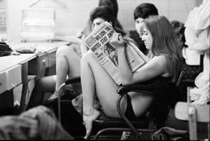 John Goldblatt Untitled, from the series 'The Undressing Room', 1968