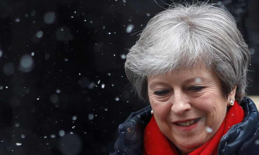 Theresa May will give her much anticipated Brexit speech on Friday.