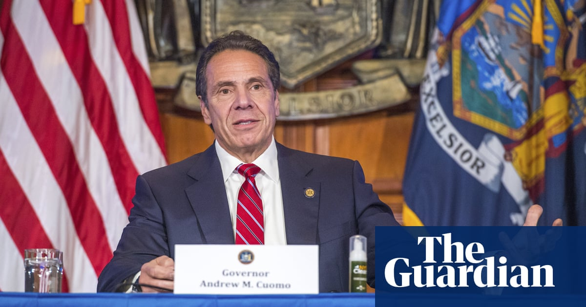 'I don't care what you think': Cuomo lashes out at reporters at Covid briefing – The Guardian