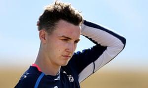 England U19s Cricket Captain Harry Brook Dropped On