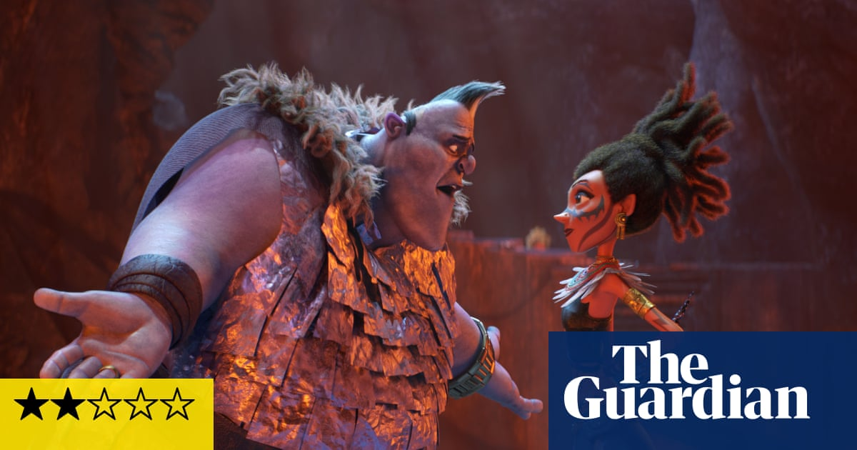 Moonbound review – a mish-mash of folkloric hijinks