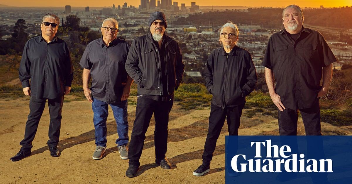 Los Lobos: 'La Bamba gave us an identity crisis'