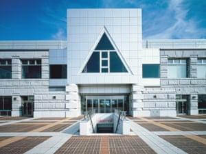 Tsukuba Center, 1979-83, Ibaraki, Japan.