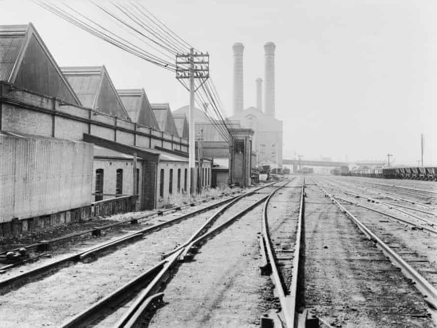 The original power station