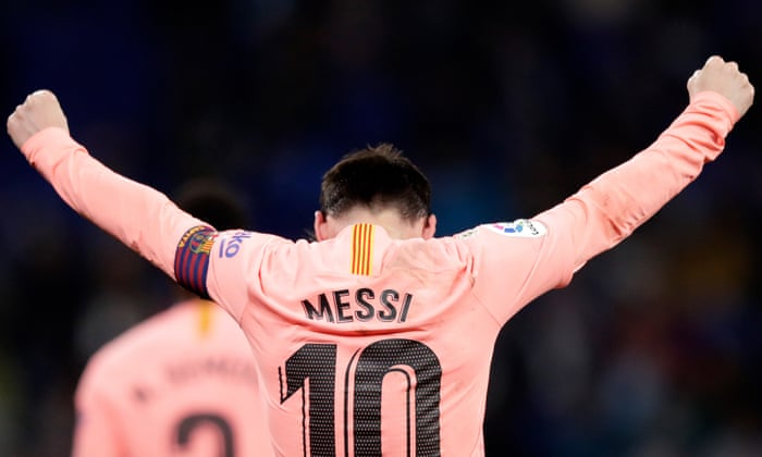 best service 1732e 602e1 His Magnum opus': even for Lionel Messi, this was special ...