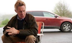 Alex Jennings as Dr Tim Finch.