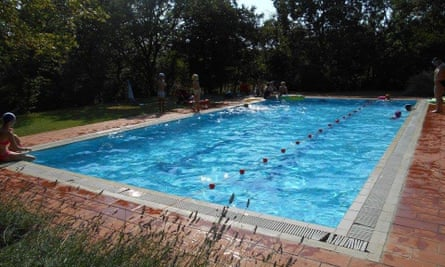 Pool at Camping Agrituristico Carso, Trieste
