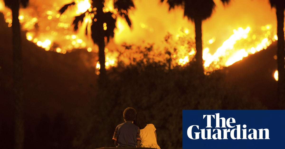 'Apocalyptic threat': dire climate report raises fears for California's future