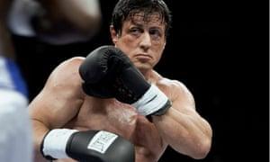 Sylvester Stallone as Rocky Balboa