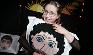 Comedy without a shred of self-pity … Jessie Cave.