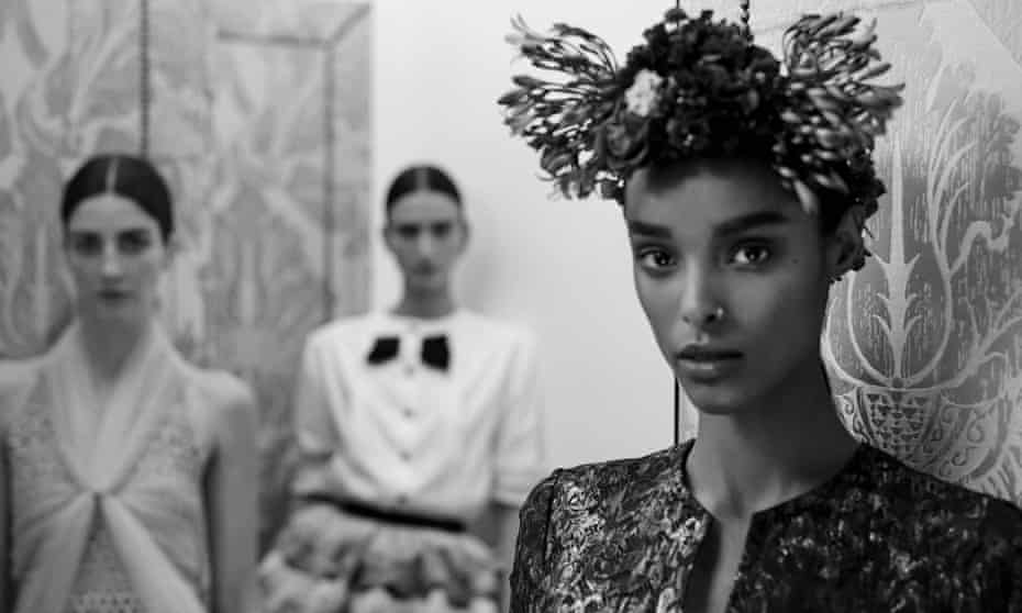 Chanel's film and album of 'family portraits' were shot by film and music video director Anton Corbijn.