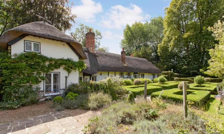 Old Thatch, Enid Blyton's former home and the setting of her Mystery novels.