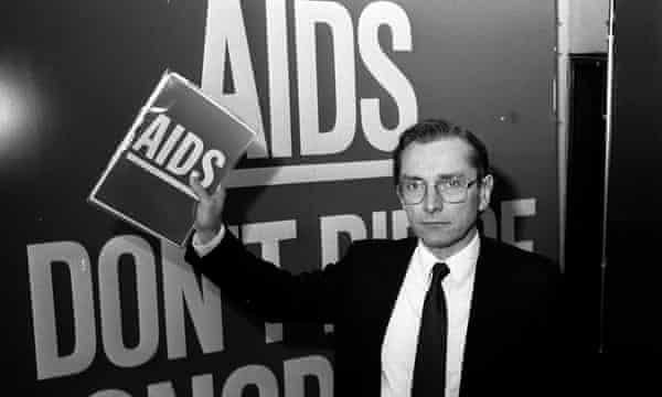 Norman Fowler in 1986.