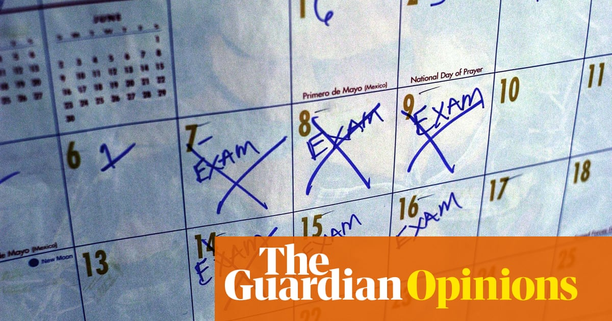 More university students are cheating – but it's not because