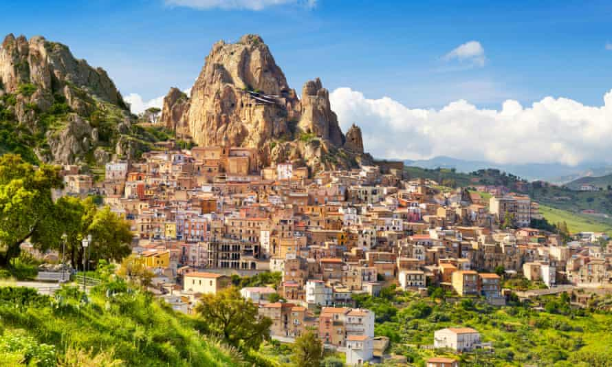 """Gagliano Castelferrato in Sicily: """"When my mother died, my grieving father joined me in Sicily … and was consoled by the cavalcade of treasures we saw."""""""