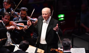 Prom 60: Vienna Phil/Ax/Haitink review – a beautiful