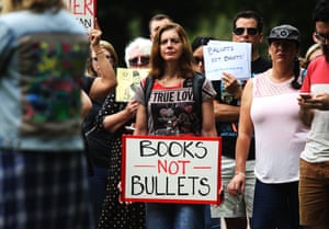 The protest went global as seen here in Sydney, Australia