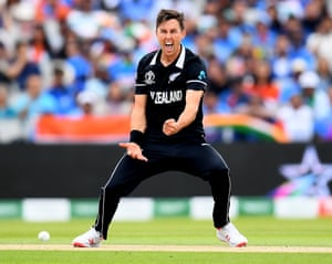 Trent Boult is Kane Williamson's banker on a ground where left-arm pacemen have enjoyed themselves against England.