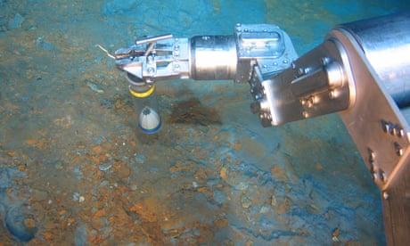 Collapse of PNG deep-sea mining venture sparks calls for moratorium