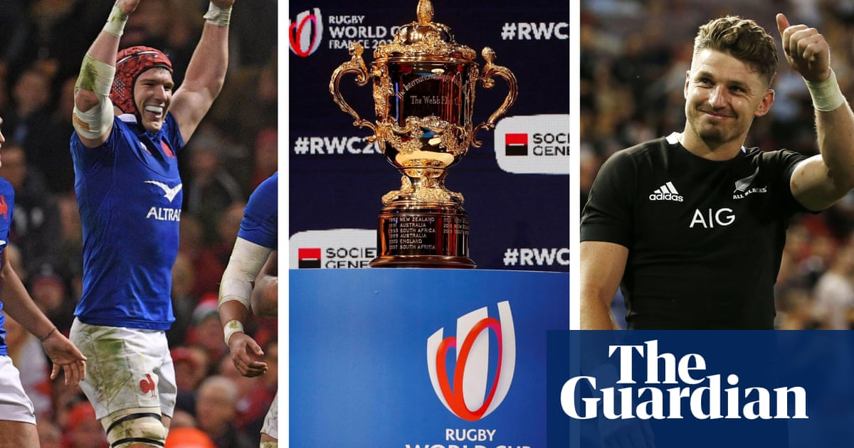 Hosts France face New Zealand in blockbuster opener to 2023 World Cup