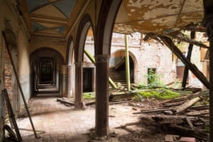 No one's home: Europe's abandoned houses | Art and design