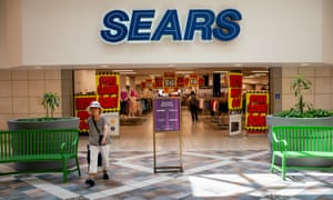 Sears plans to shut down 188 stores by the end of 2018.