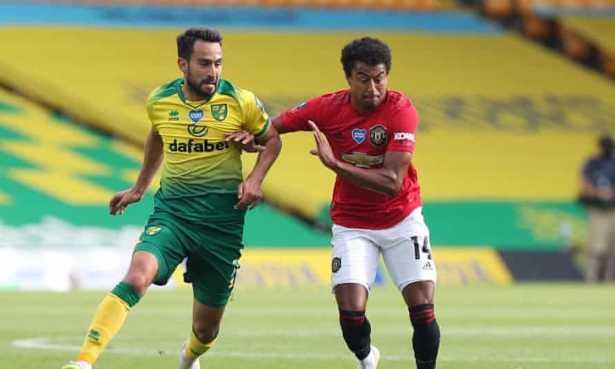 Jesse Lingard struggled to impress in Manchester United's 2-1 win at Norwich.