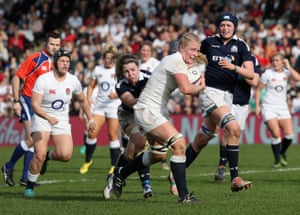 England take on Scotland in the Women's Six Nations
