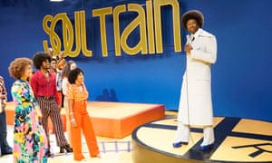 Sinqua Walls as Don Cornelius from BET's American Soul.